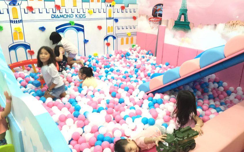 Khu vui chơi Diamond Kids Him Lam quận 7