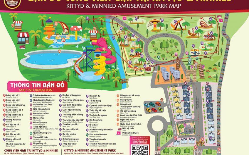 Công viên giải trí KITTYD & MINNIED