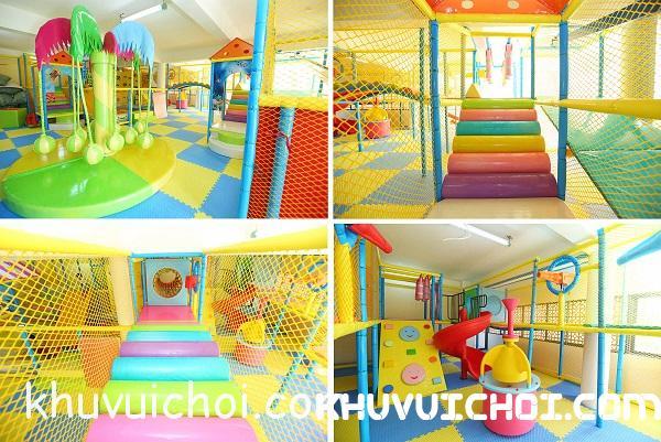 Khu vui chơi dành cho trẻ em KidsYard