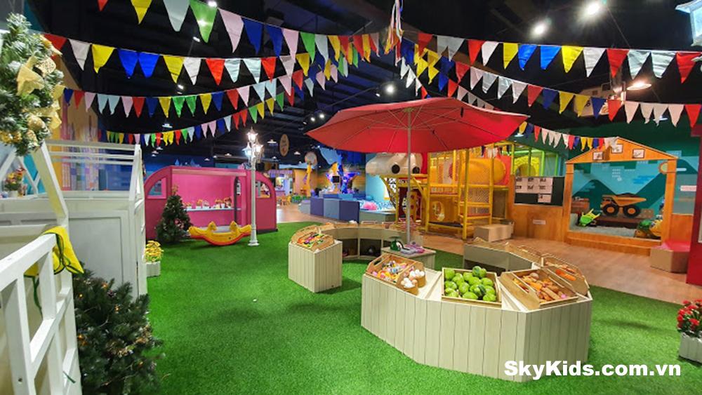 Skykids là khu vui chơi tốt nhất tại Quy Nhơn